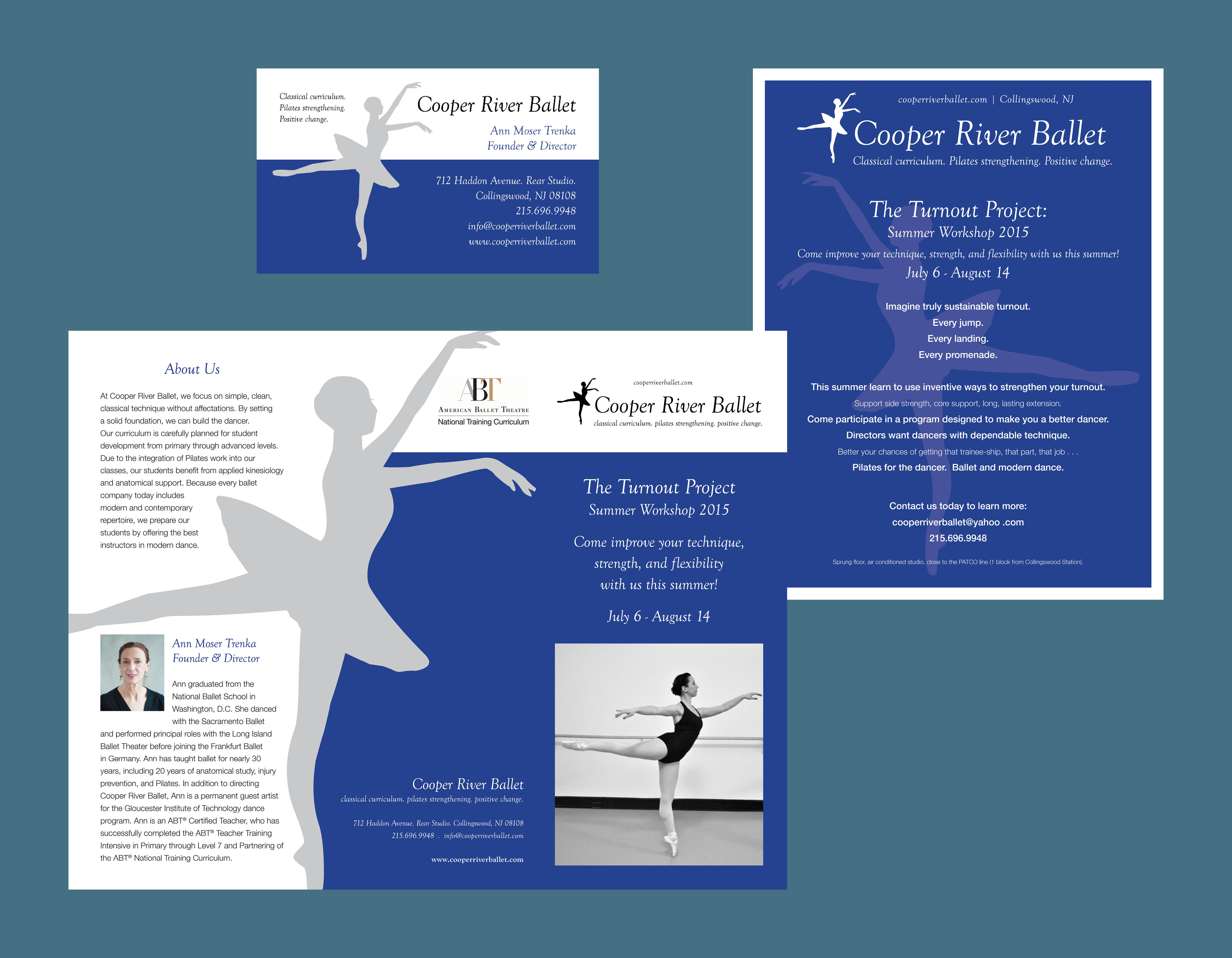 Cooper River Ballet Collateral